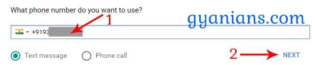 Google Gmail Account me 2 Step Verification Enable kare
