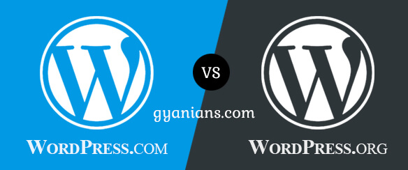 WordPress.org vs WordPress.com Difference Kya Hai