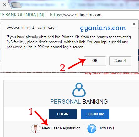 SBI Internet Banking Online Activate Kaise Kare