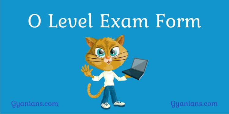 Direct Student O Level Exam Form Kaise Bhare