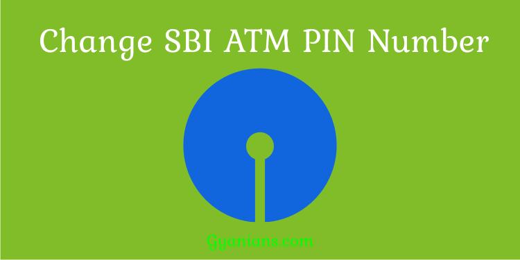 SBI ATM Card Ka PIN Number Kaise Change Kare